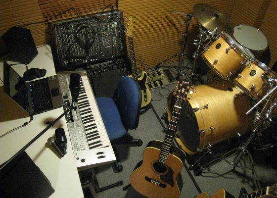 Home Studio 073